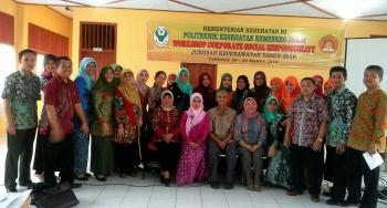 Workshop Corporate Social Responsibility Jurusan Keperawatan